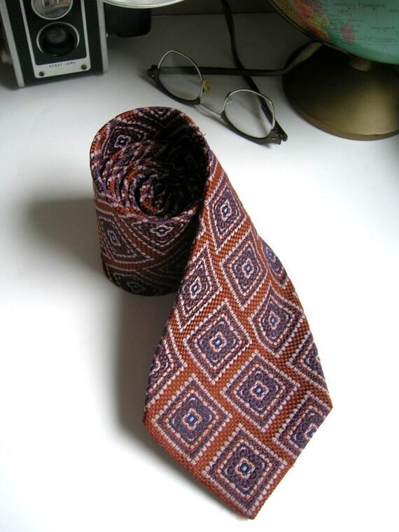 Classic Vintage  Tie... 1960s-1970s