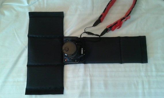 Camera WRAP for your DSLR Camera
