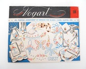 Vogart 110- All purpose assortment of designs for scarfs, cases cloths, etc.