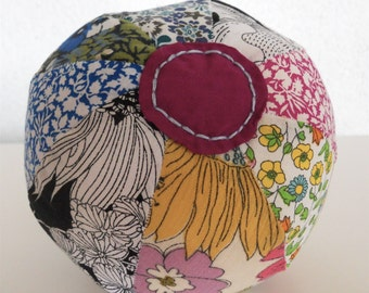 Liberty of London- Soft Play Ball (all floral)