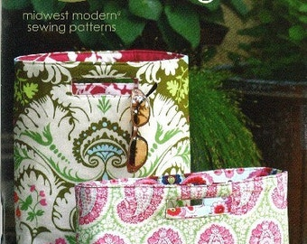 FREE SHIPPING chelsea bags pattern by amy butler