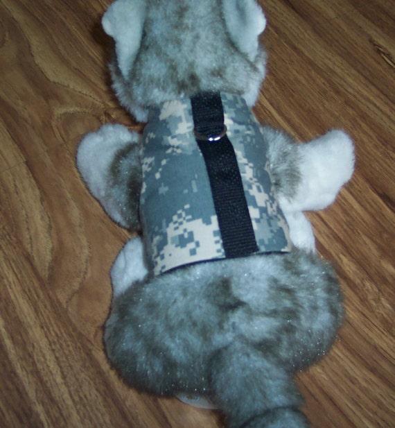 Dog Vest Leash Dog Vest With Leash Ring Acu