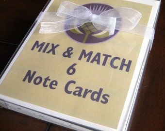 Mix and Match 6 Cards Pack Deal