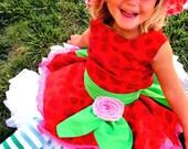 Custom Order Funky Berry Strawberry Shortcake Inspired Costume CUSTOM ORDER Andrea 4T