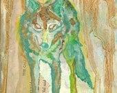 Faith - Wolf Fine Art Print