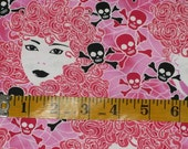 Pretty in Punk 1/2 Metre