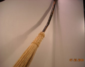 48 inches long old-fashion hearth/ fireplace /country broom