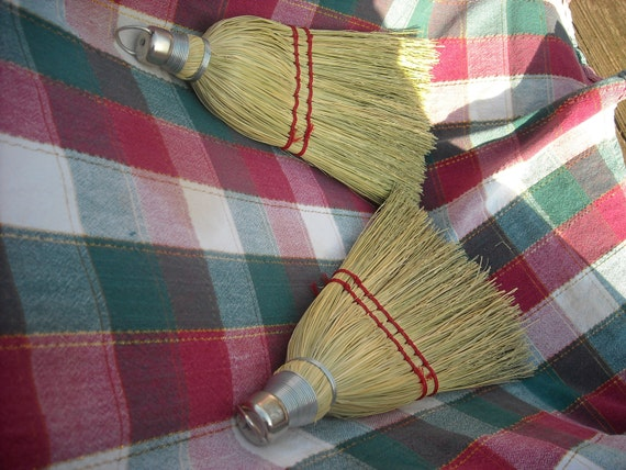 Traditional old fashion hand Whisk Broom- handmade broom- hand-held besom-new corn broom