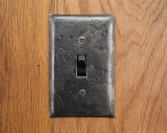 Custom Selection of Fire Cooked Switch Wall Plates for abbiekillian