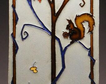4 Seasons Critters - Fall Squirrel