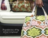 amy butler weekender travel bag pattern at discounted price