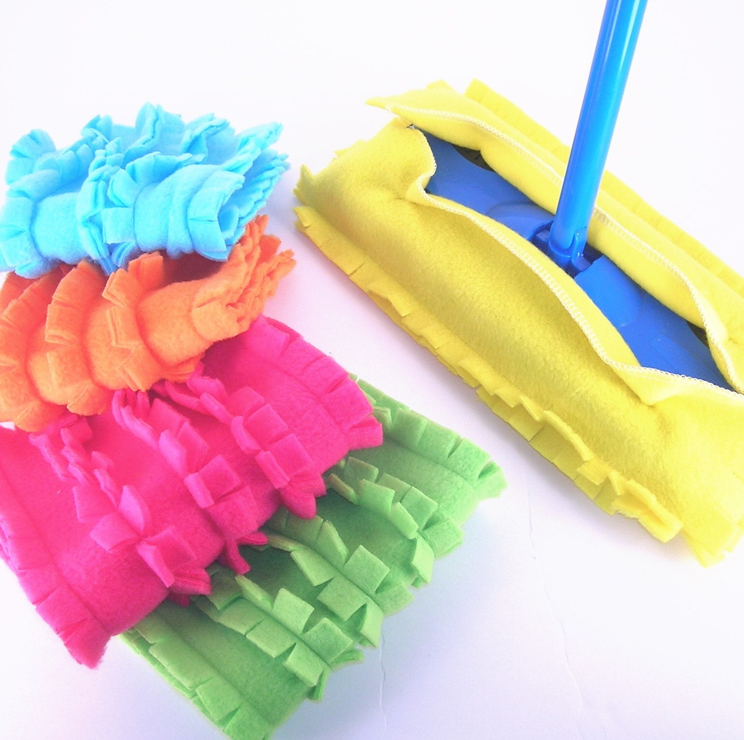 Sweeper Covers For Swiffer Set Of 2 Washable Reusable