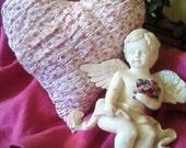 Lavender Heart Pillow/Sachet