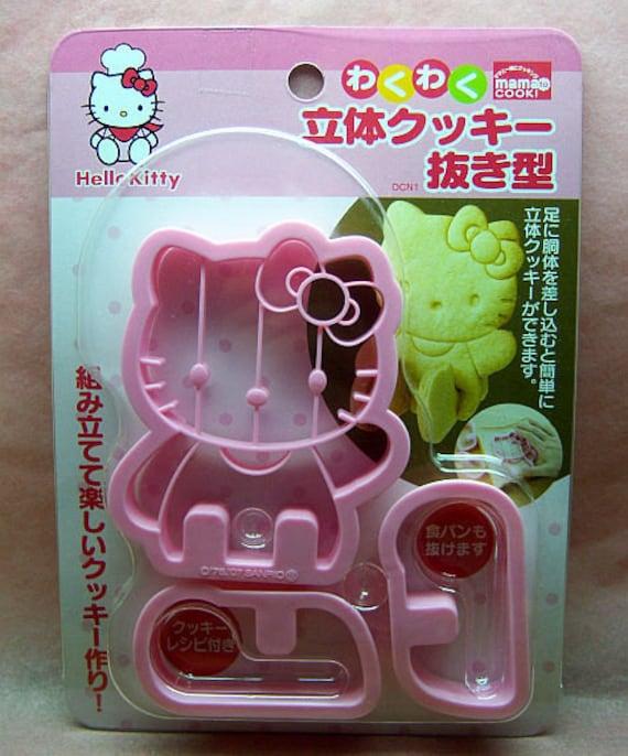 Cute Hello Kitty Jumbo Cookie Cutter