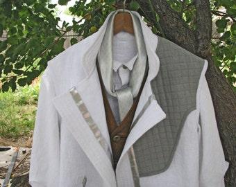 The Space Tuxedo--Custom SciFi Wedding Attire