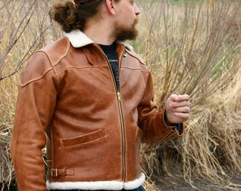 Custom Motorcycle Jackets--Handmade in Leather