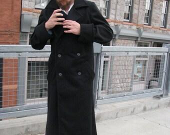 Custom Wool Greatcoats