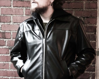 Custom Leather Jackets--for Ladies and Gents