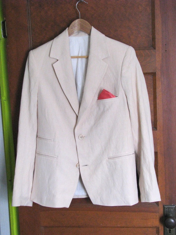 Custom Linen Suits