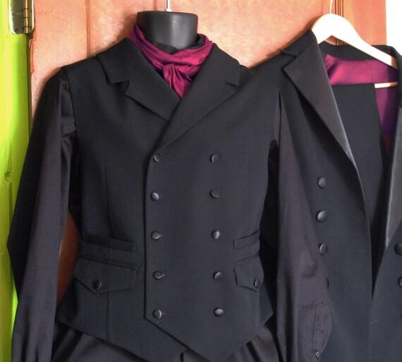 Anime Steampunk Tuxedo