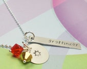 Harry Potter Necklace: Gryffindor Pride