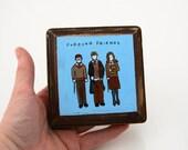 Harry Potter Fan art forever friends