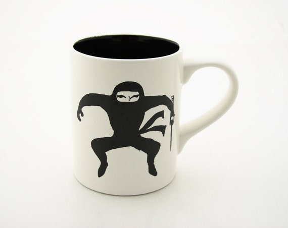 Ninja Mug Great gift for Him