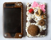 RESERVED for ayuchan - Sweet Chocoholic Galaxy S Case