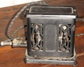 Old Electric Toaster  - Great Look for Your Country or Cabin Kitchen