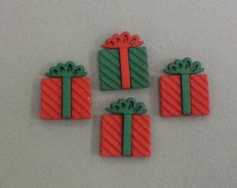 Christmas Present Decals