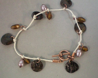 Anklet Mussel Shell