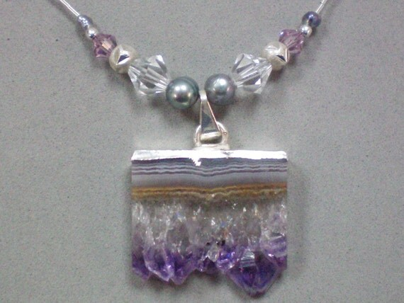Agate and Amethyst