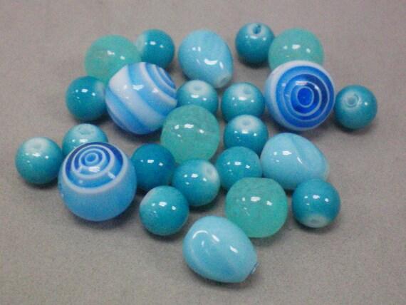 Multi Blue Mix