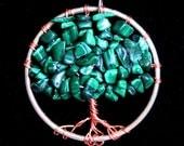 Melachite Tree of Life