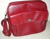 Vintage Samsonite Profile Carry On Bag with Lock