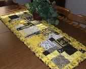 Mellow Yellow Table Runner