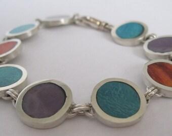 Many Circles Bracelet
