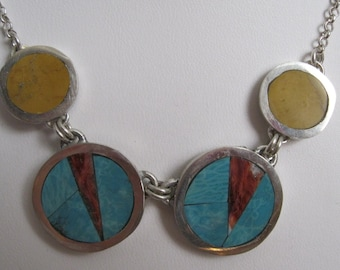 4 Circle Necklace