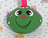 Cakeadoodles GREEN Birthday Candle Holder