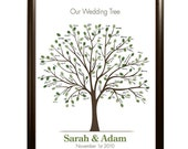 Large Wedding Tree (18x24) without ink pads