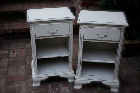 Country Cottage White Shabby Chic Matching By