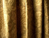 """Upholstery Fabric 9 + Yards Lewis & Wood England """"Lambeth Palace"""" Print - Curtain Drapery Couch Sofa Slipcover - Downton Abbey Shabby Chic"""