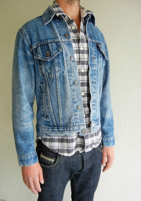 Vintage Standard Levi's Denim Jacket