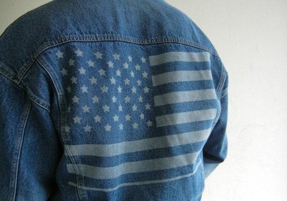"Wrangler ""USA"" Denim Jacket"