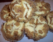 Delicious Pumpkin Cheesecake Muffins---------SET OF 8