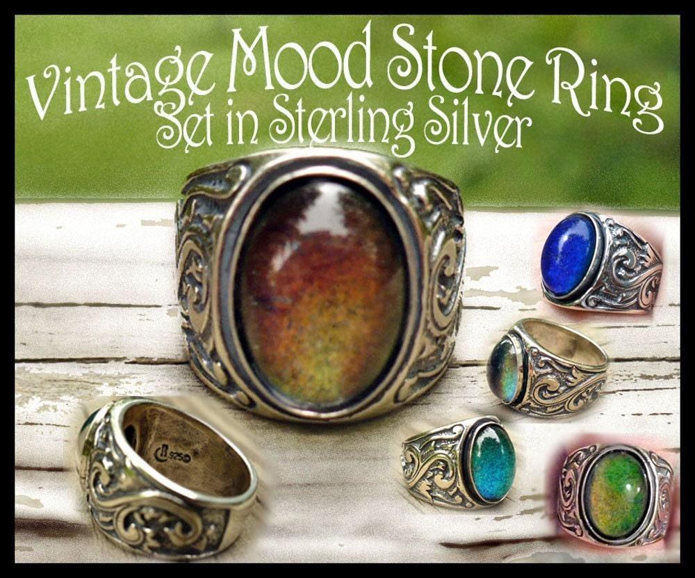 Vintage Mood Ring 58