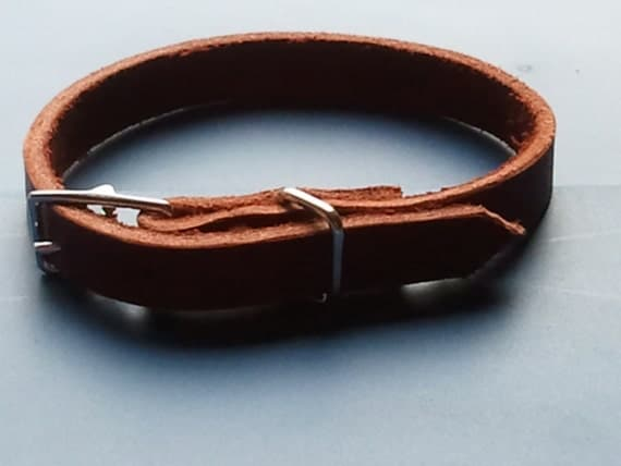 Handmade custom small dog collars by gary 13 inch plain sale going on now was 12.00 now 10.00 free shippingg