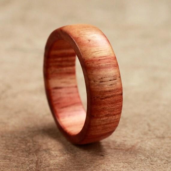Tulipwood Ring No. 26 Size 7 (05-27-2012)