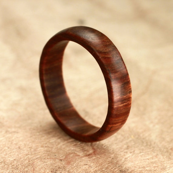 Custom Listing for stormywriting: Guayacan Ring No. 58 Size 12.25