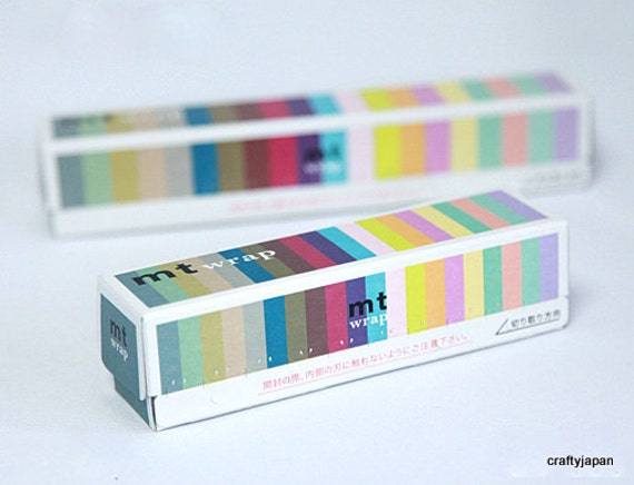 mt Wrap - Japanese Washi Wrapping Paper - Small